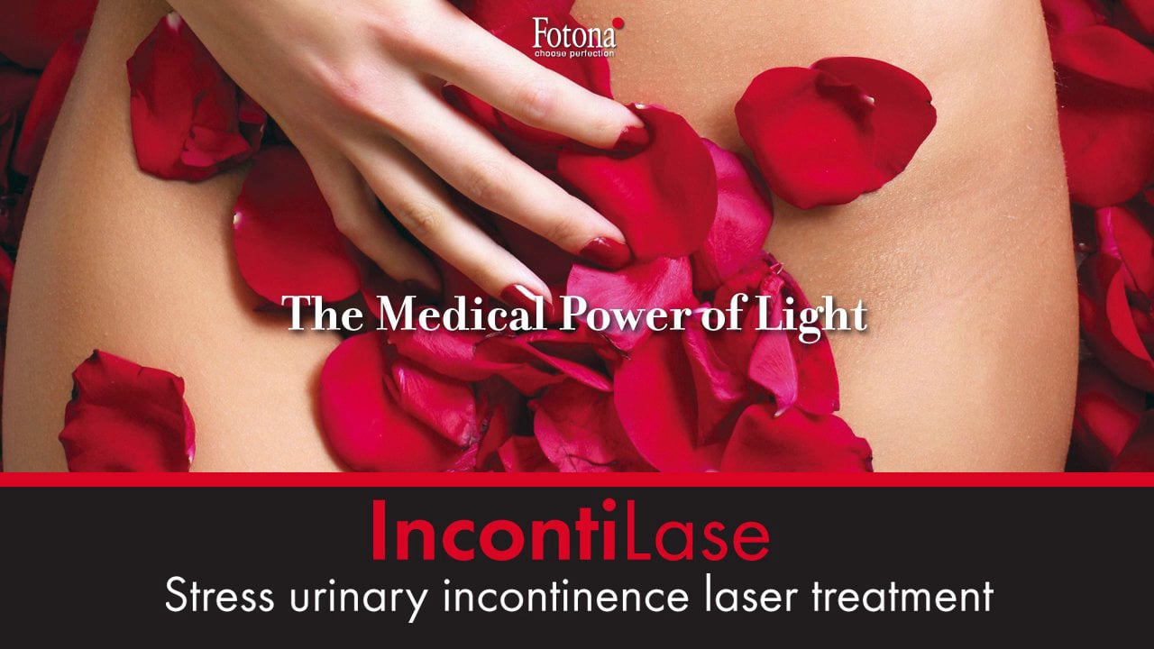 IncontiLase incontinence laser