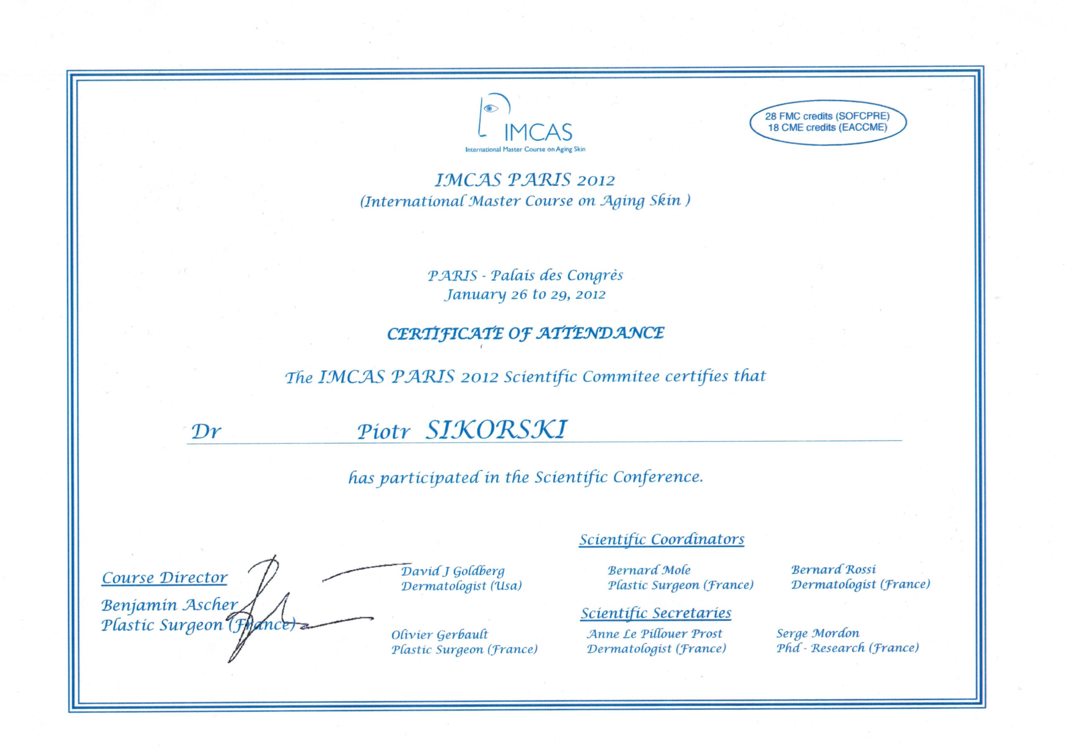 Certifications Cityklinikka Tel 358 0 9 4319 0044