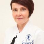 Nurse Helena Westerholm